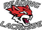 Reading Wildcats Lacrosse Retina Logo